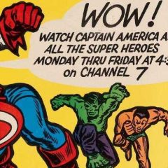 THE MARVEL SUPER HEROES: The Origin of the '60s Cartoon Series
