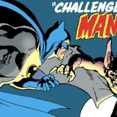 13 COVERS: The BATMAN Stories of FRANK ROBBINS