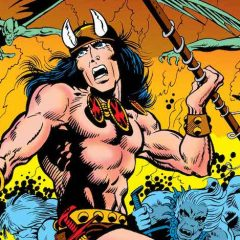 Marvel's Classic CONAN THE BARBARIAN #1 to Get Facsimile Edition