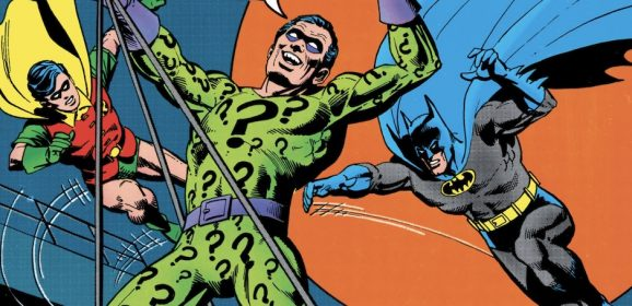 13 RIDDLER COVERS: It's National Punctuation Day!