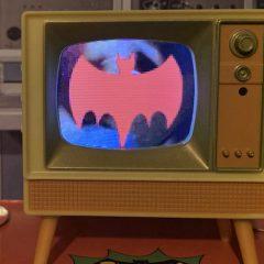 This Mini BATMAN '66 TV Offers a Batcave Full of Fun
