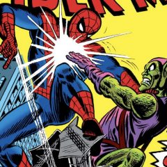 13 COVERS: The Brilliant SPIDER-MAN Stories of GERRY CONWAY