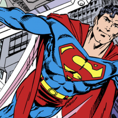 An UP-CLOSE LOOK at JOHN BYRNE's Superb, Truncated SUPERMAN Run
