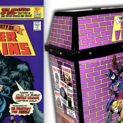The SECRET SOCIETY OF SUPER VILLAINS Playset You've Waited Decades For