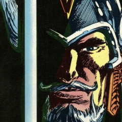 PAUL KUPPERBERG: My 13 Favorite MIKE GRELL WARLORD Covers