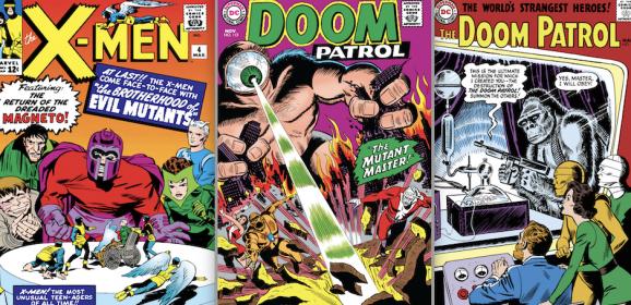 COMIC BOOK DEATH MATCH: X-Men vs. Doom Patrol