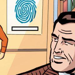 THE FIRST ROBIN RETURNS: Bruce Wayne the Boy Wonder Is Back