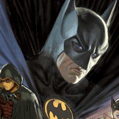 Dig This Gorgeous JOE QUINONES Cover for BATMAN '89 #6