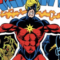 13 GROOVY THINGS About Jim Starlin's CAPTAIN MARVEL #32