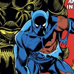 MARVEL to Release Silver and Bronze Age BLACK PANTHER OMNIBUS
