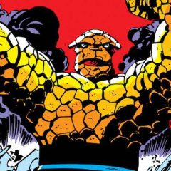 It's Clobberin' Time! Marvel's THE THING to Get Solo Omnibus Edition