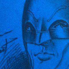 Dozens of BATMAN Greats Create the Grooviest Cape Ever